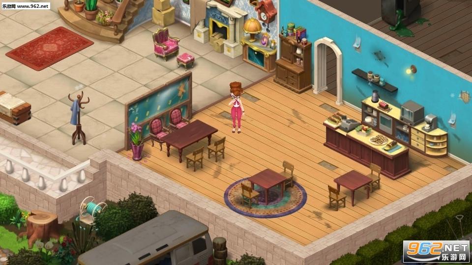 庄园咖啡厅星星无限金币v1.75.0修改版截图2
