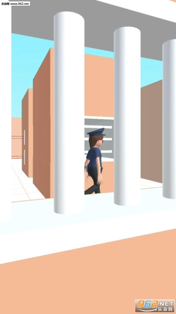 人类小偷模拟器完整版v0.1 安卓版截图1