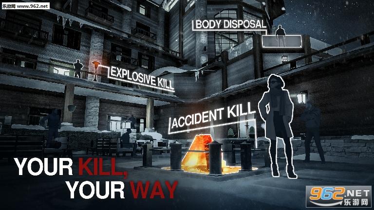 狙击杀手2世界刺杀中文免费完整版v0.1.1 全武器截图0