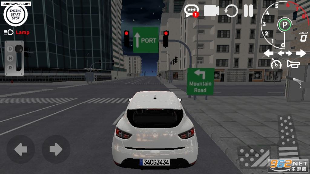 汽车驾驶模拟器2020破解版v4.0.3手机版截图2