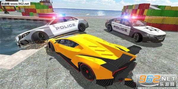 警察与犯罪中文版v1.1.0 最新版截图0
