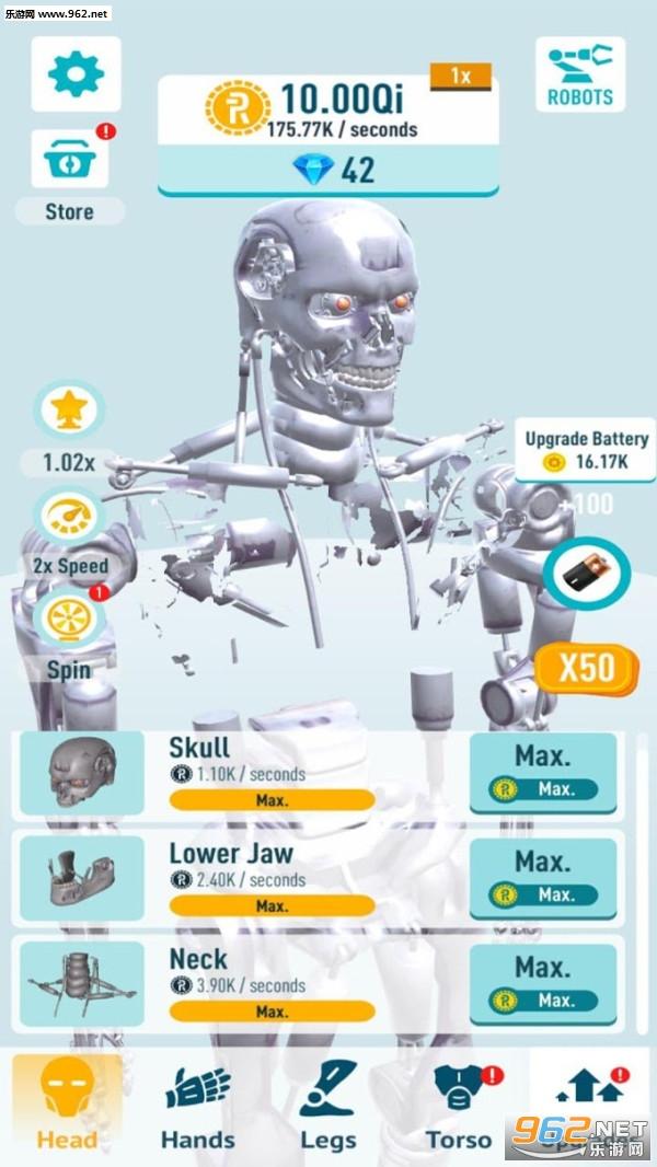 闲置机器人中文完整版v0.3 免费版截图0