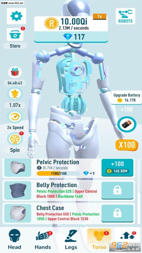 闲置机器人中文完整版v0.3 免费版截图3