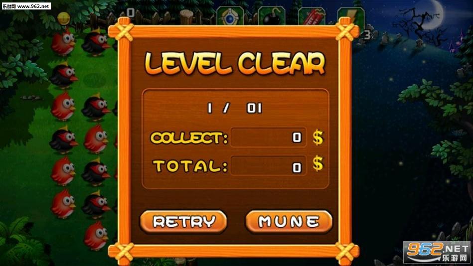 小鸟大战僵尸2游戏v1.3 手机版截图0