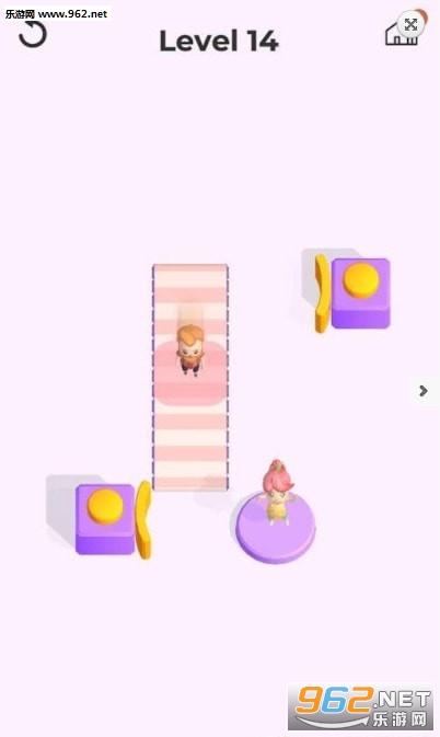 推到女孩的小游戏v1.0.0 抖音版截图0