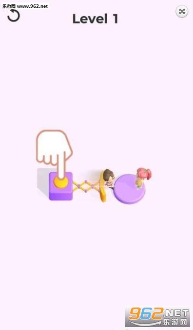 推到女孩的小游戏v1.0.0 抖音版截图1