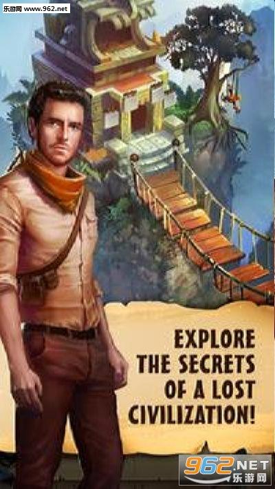 亚马逊河探险游戏中文版v1.0 汉化版截图1