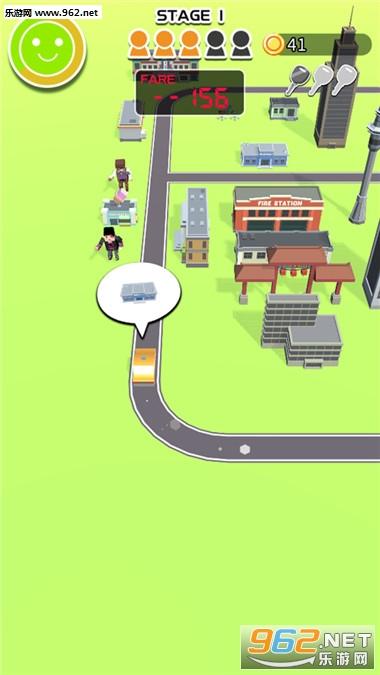 坑爹出租车安卓版v1.0.0无限金币版截图1