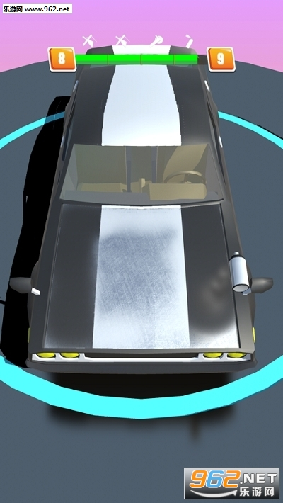汽车修复3D小游戏v0.3 安卓版截图0