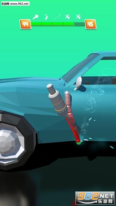 汽车修复3D小游戏v0.3 安卓版截图3
