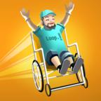 疯狂轮椅特技3D安卓版v1.4破解版