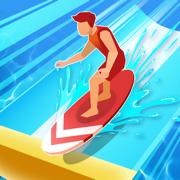 Color Surfer 3D游戏