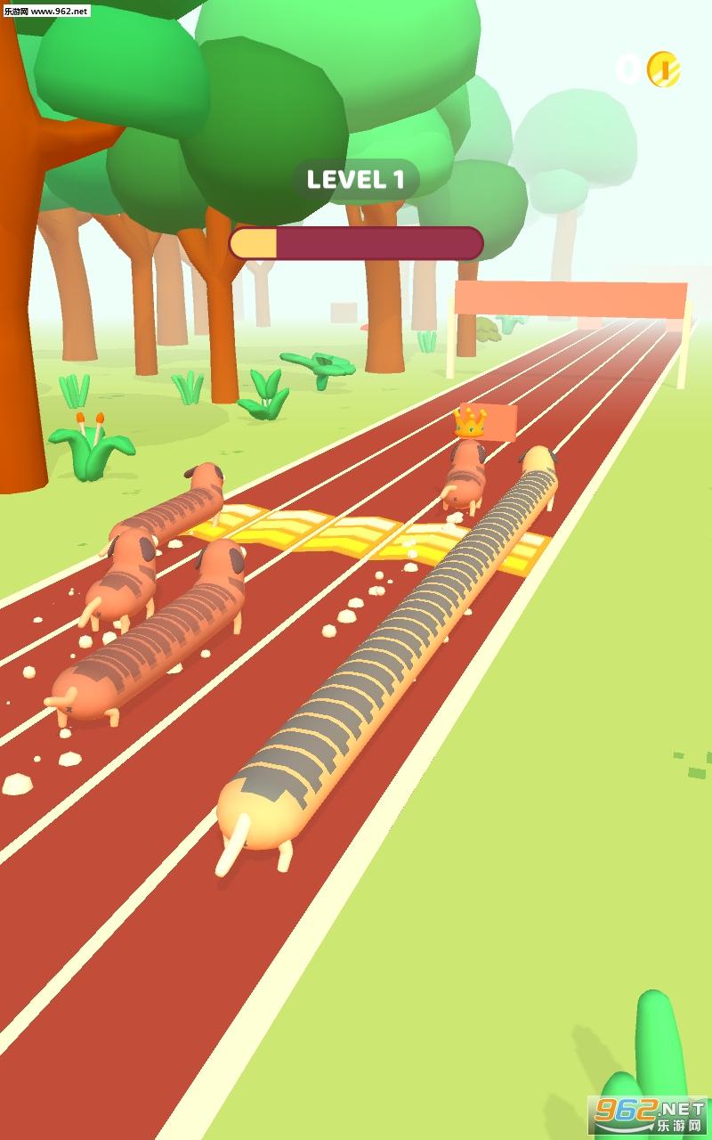 史莱姆小狗手机版v1.0.1 无广告截图2