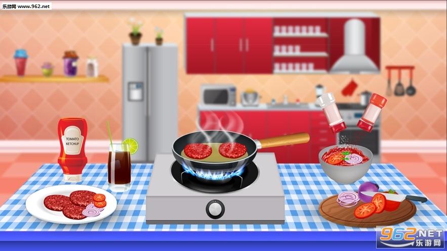 厨师烹饪食谱游戏v1.0 官方版截图0