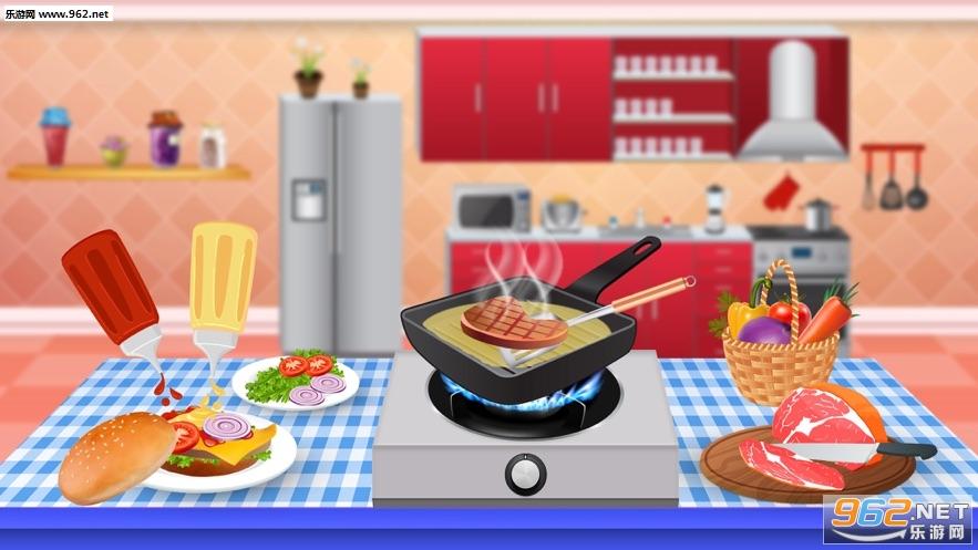 厨师烹饪食谱游戏v1.0 官方版截图2