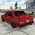 红色轿车模拟器中文版