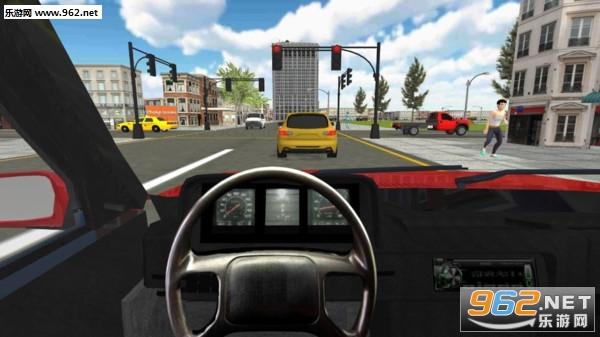 红色轿车模拟器中文版v2.2 全车辆解锁截图3