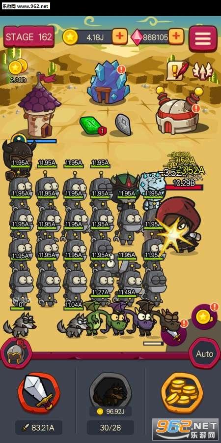 �ϲ�ս��Ӣ��(Merge Battle Heroes)��Ϸv1.1.6.4���İ��ͼ0
