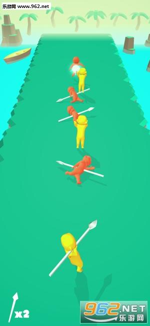 Spear Master 3D游戏v1.0 官方版截图0