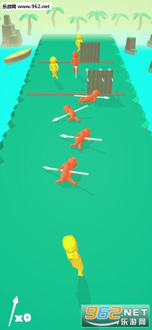 Spear Master 3D游戏v1.0 官方版截图1