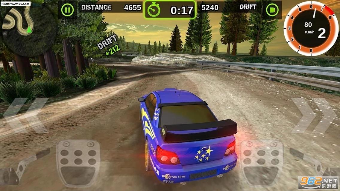 拉力赛车越野无限金币版v2.0.2中文版截图2
