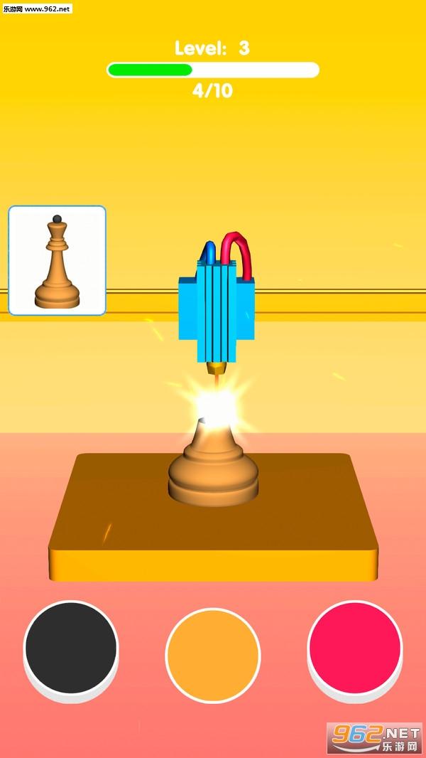 3D打印模拟器游戏v1.0 无限金币截图3