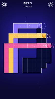 色彩球迷宫小游戏v1.0.21最新版截图1