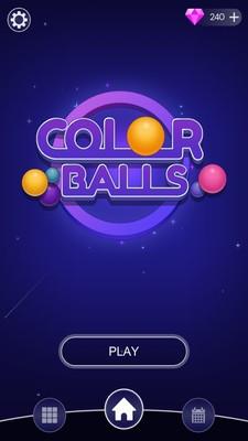 色彩球迷宫小游戏v1.0.21最新版截图2