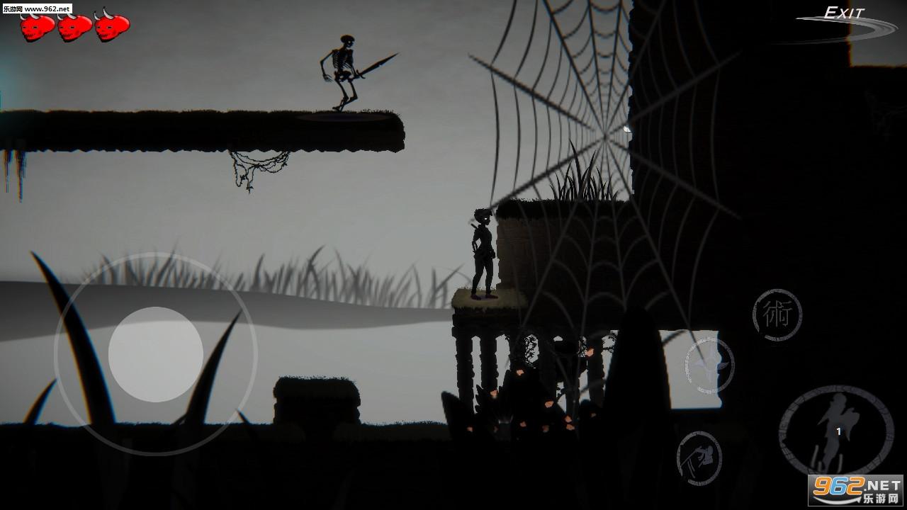 内心的黑暗游戏v1.8 完整版截图0