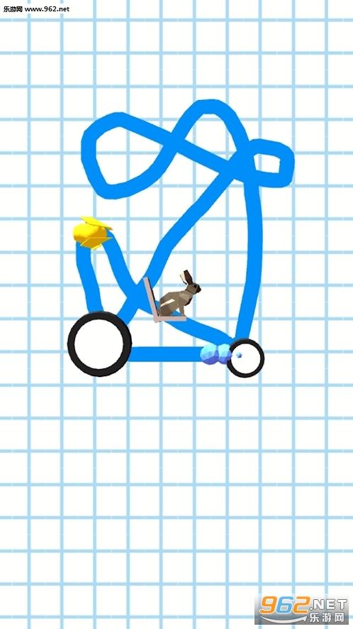 画车喷射破解版v0.1 无限墨水截图1
