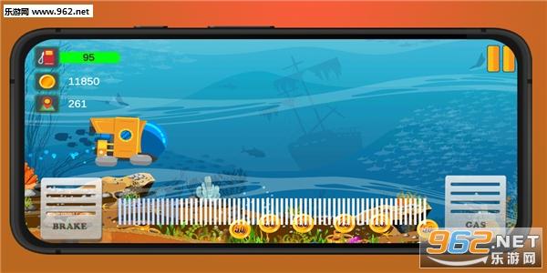 海洋山攀登小游戏v1.4安卓版截图0
