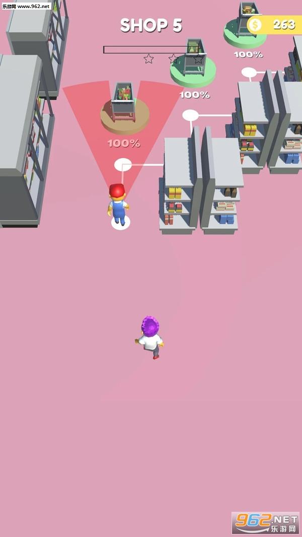 商店小偷游戏v1.0.1 无限道具截图2