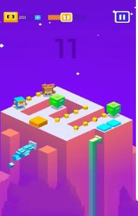 小方块解谜大冒险游戏v0.1免费版截图1