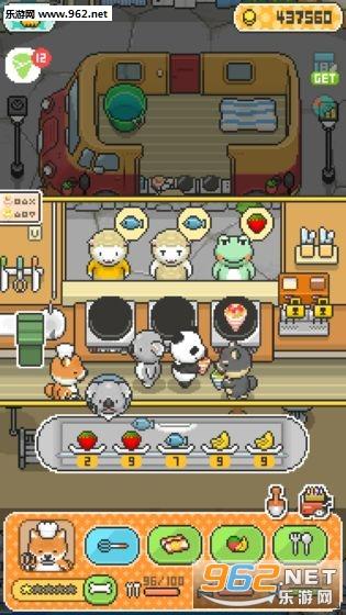 柴犬店长的可丽饼店中文版v1.0.0 官方版截图3