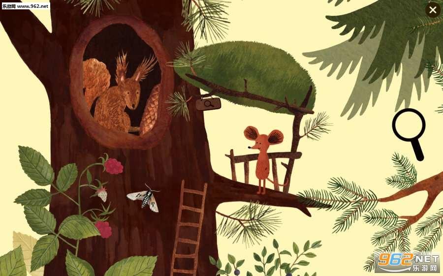 小棕鼠的自然生态百科安卓版v1.0.6免费版截图0