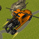 直升机卡车飞行破解版