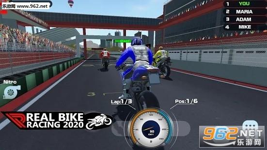 极限摩托车比赛2020破解版v0.2 最新版截图1