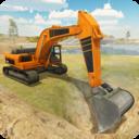 重型挖掘机建筑模拟器2020中文版
