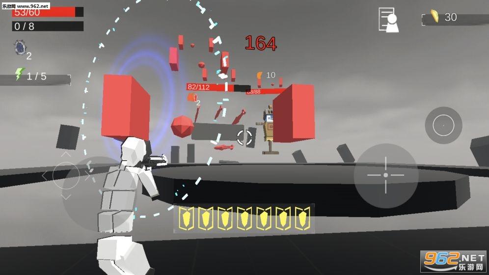 黑色未知游戏v1.0 手机版截图3