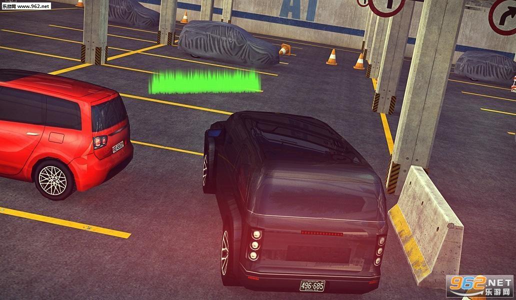 停车场3D模拟器中文破解版v1.5 手机版截图1