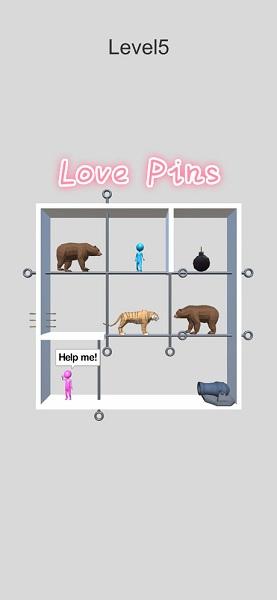 Love Pins游戏