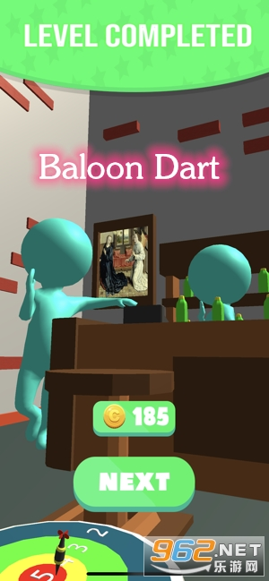 Baloon Dart游戏