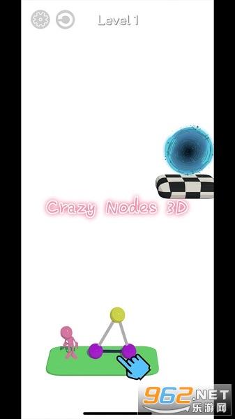 Crazy Nodes 3D游戏