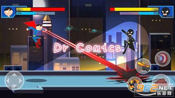 Dr Comics游戏