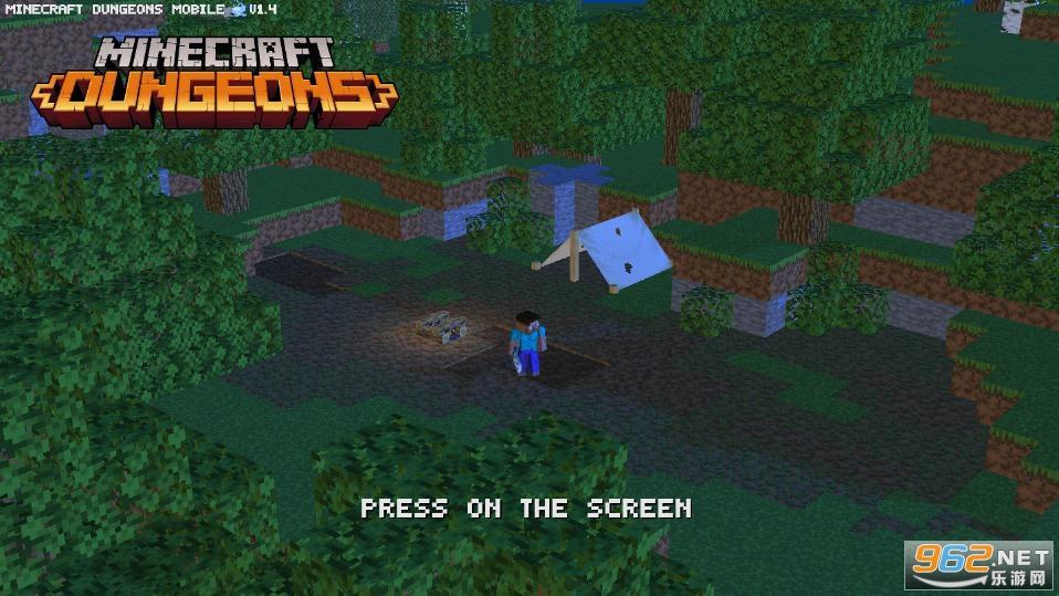 Minecraft Dungeons手机版