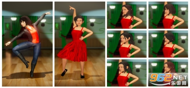臀部跳舞蹈学校故事游戏v1.0 苹果版截图1