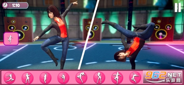 臀部跳舞蹈学校故事游戏v1.0 苹果版截图2