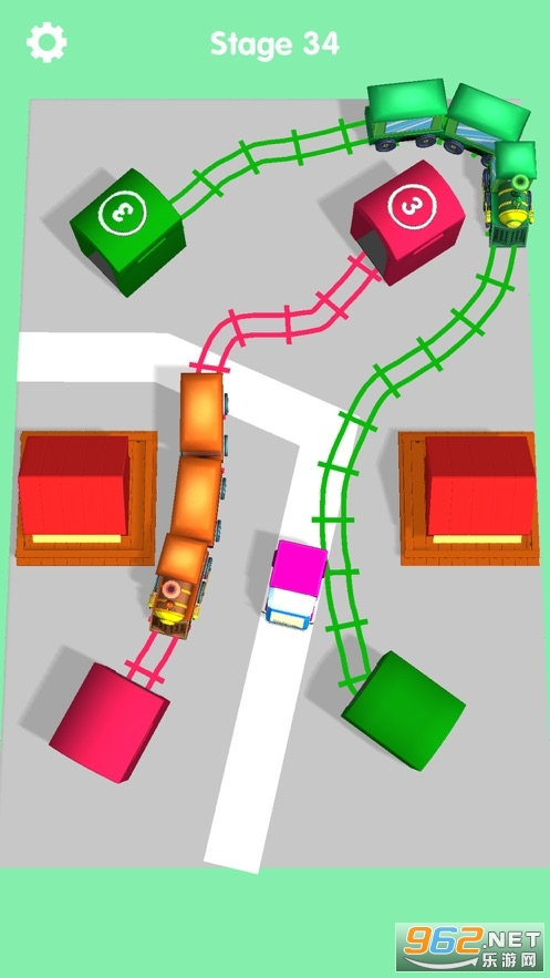 画个车道游戏v1.0 官方版截图2