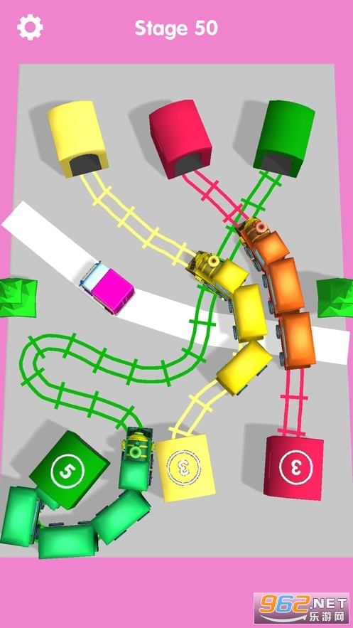 画个车道游戏v1.0 官方版截图0