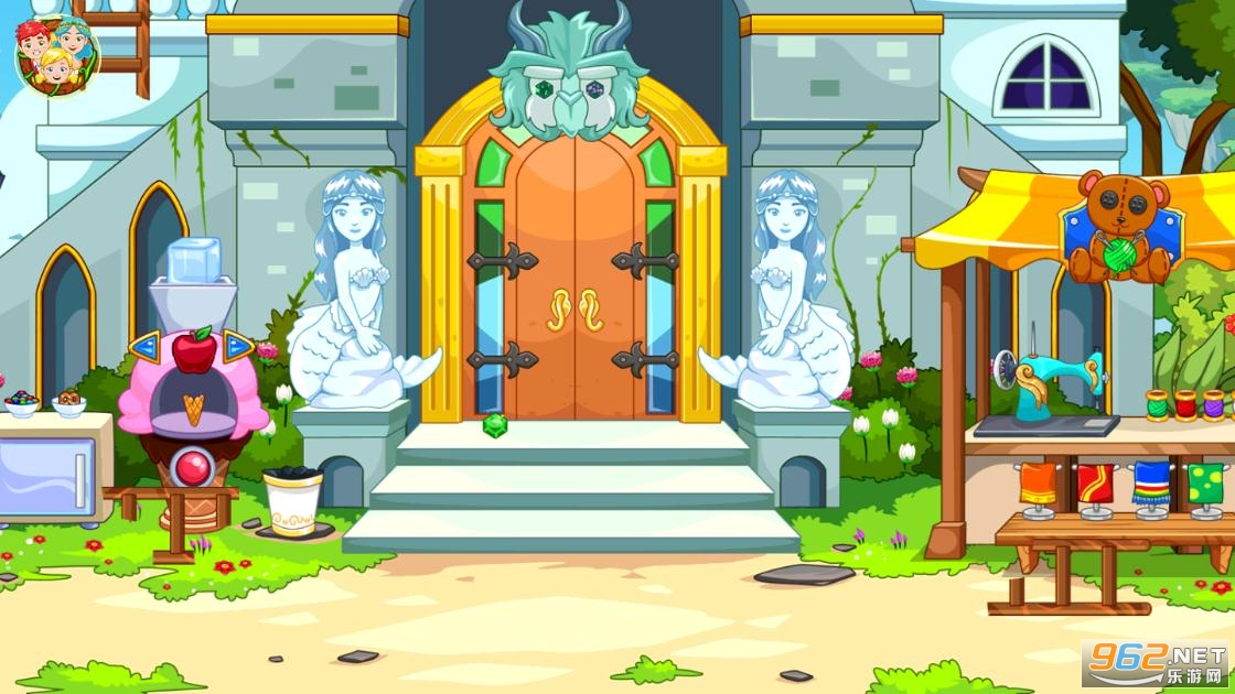 仙境美女与野兽破解版v1.0.356 中文版截图1